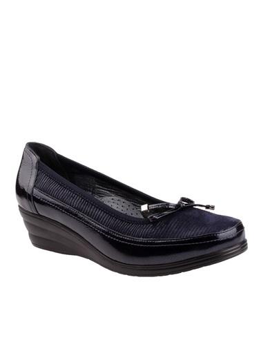 Elizabeth Ayakkabı Lacivert